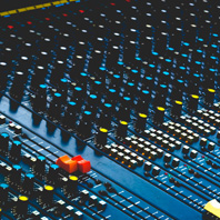 Electronic Soundboard Mixer